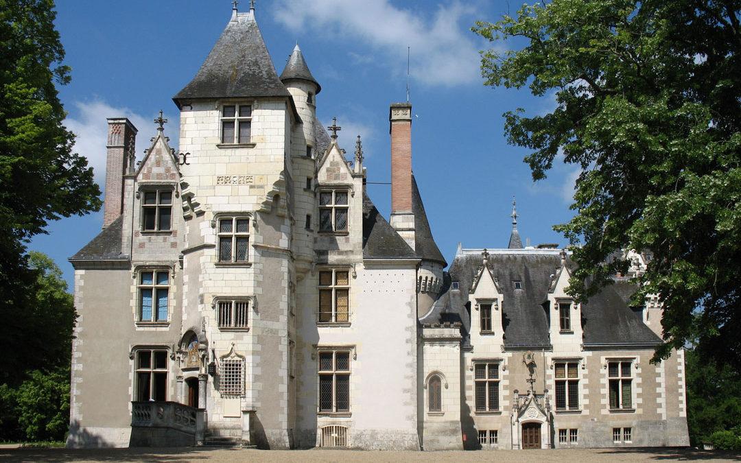 Château de Candé, France