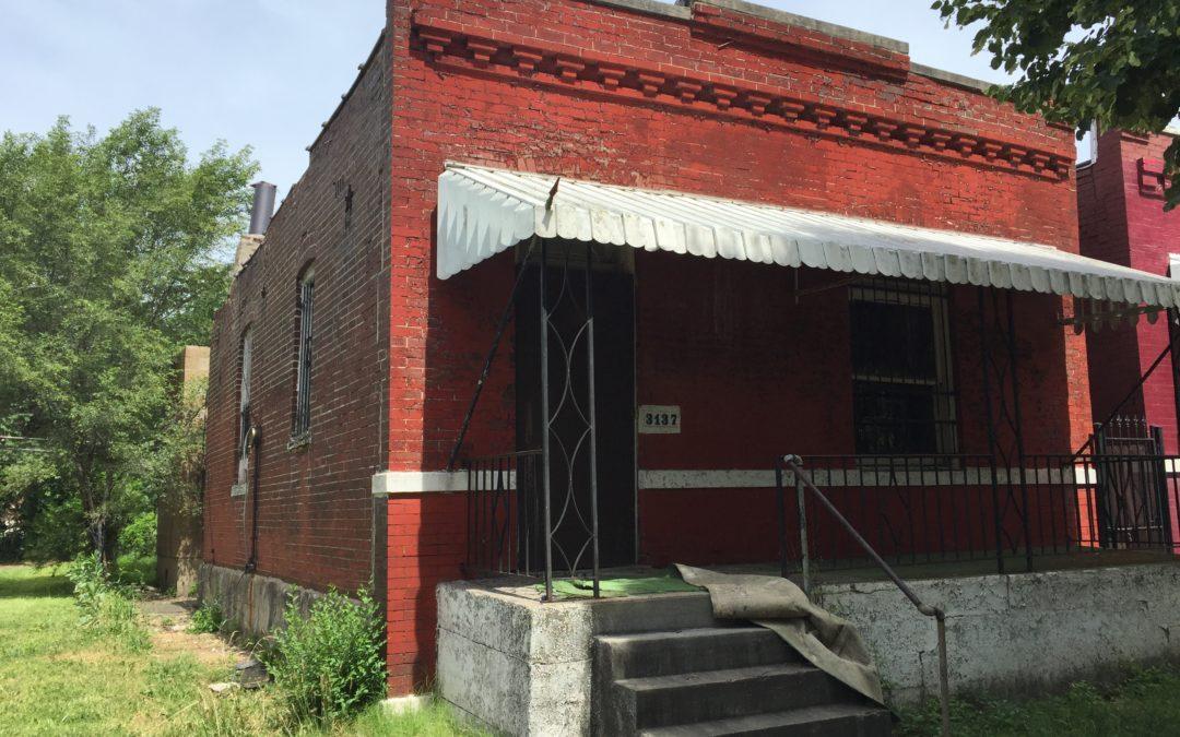 Chuck Berry's House. St Louis, Missouri