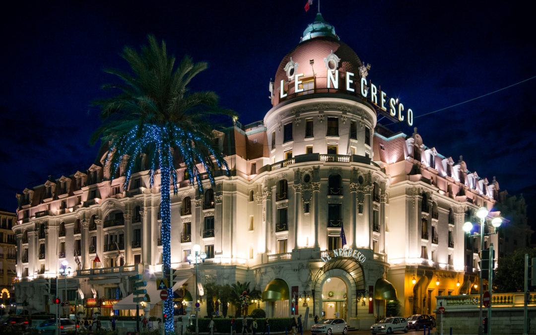 Visiting France: Hotel Le Negresco, Nice