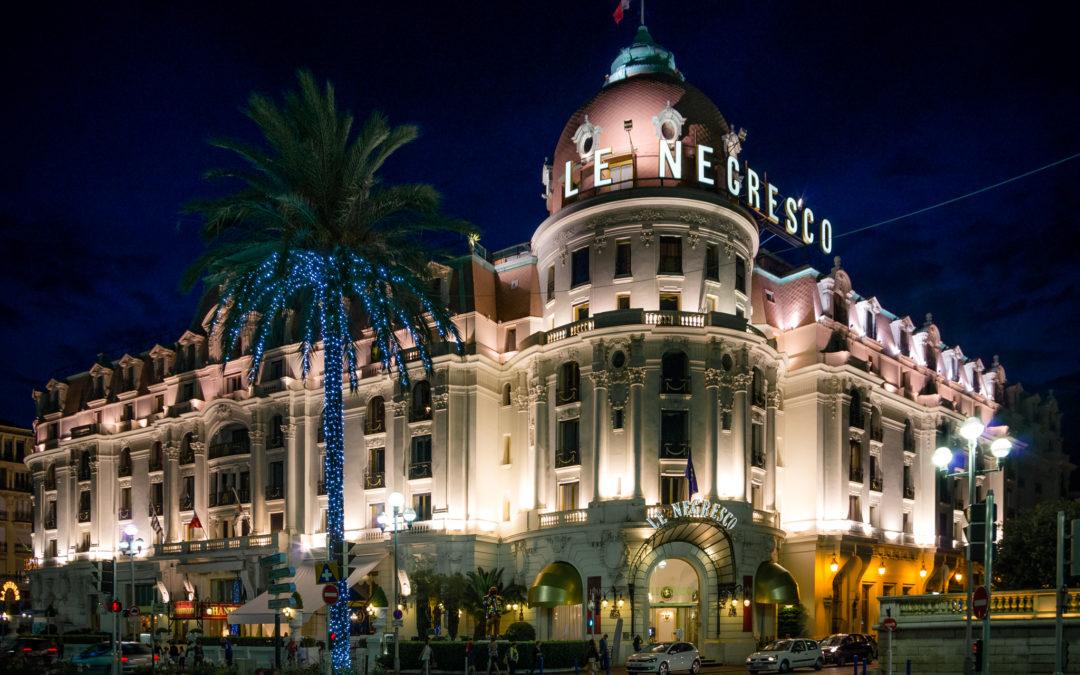 Visiting France: Hotel Le Negresco, Nice