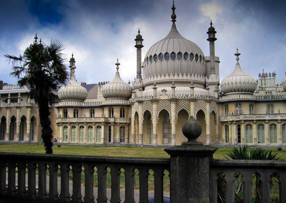 Brighton, UK: The Royal Pavillion