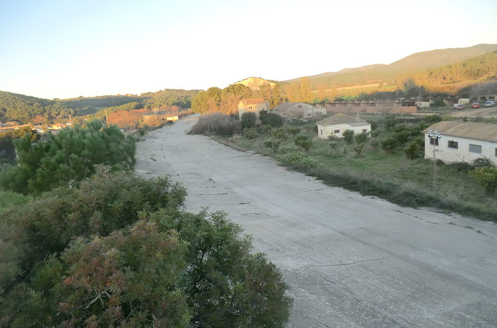 Spain: Autódromo de Sitges-Terramar