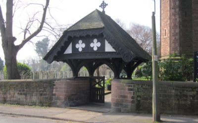 St. Peter's Church, Woolton, Liverpool
