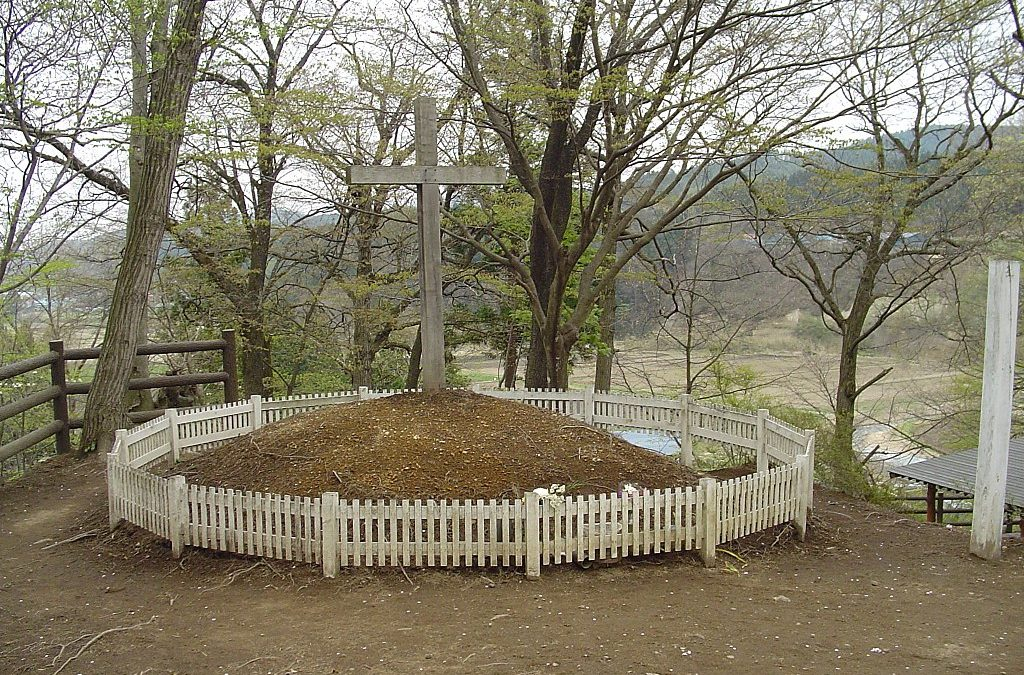 Shingo, Japan: The Grave of Jesus Christ