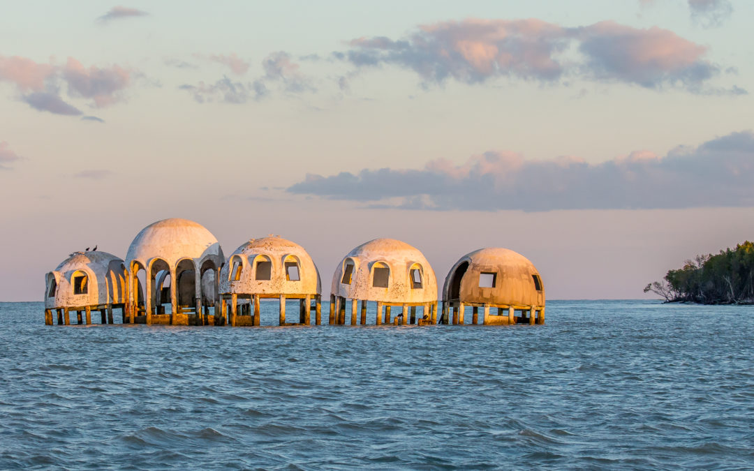 Cape Romano Dome House, Florida