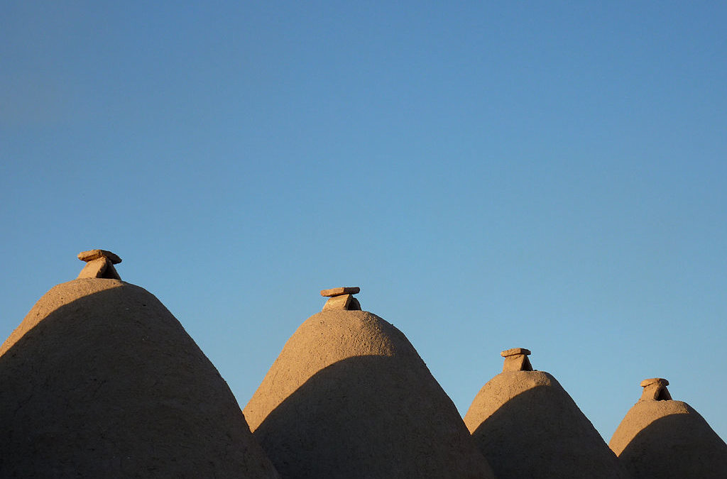 Harran Beehive Houses, Turkey