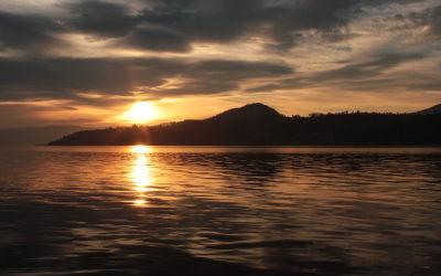 Ogopogo. The Monster of Okanagan Lake