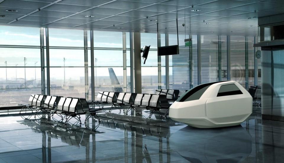 Airpods at Airports