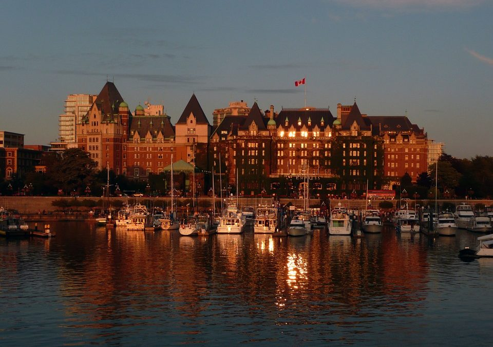 The Empress Hotel & The Eternal Triangle