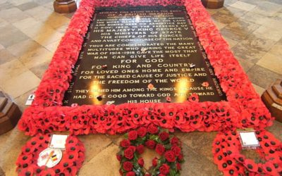 Tomb of the Unknown Warrior. Westminster Abbey