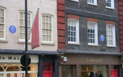 London: Handel & Hendrix