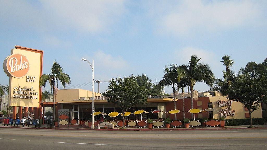 Bob's Big Boy Burgers in Burbank