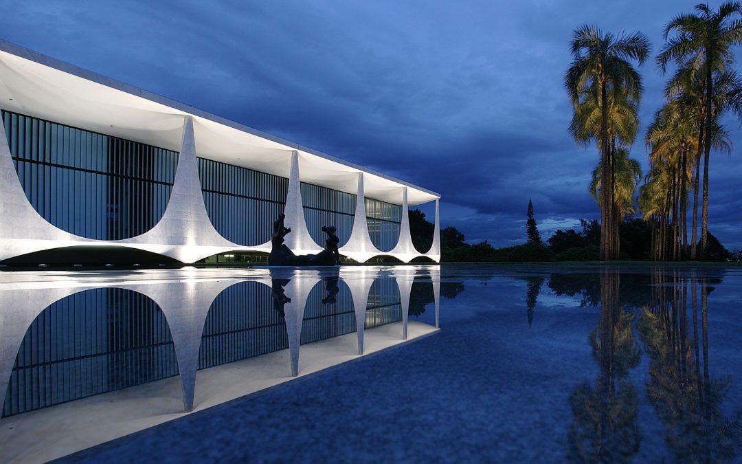 Palácio da Alvorada, Brazil