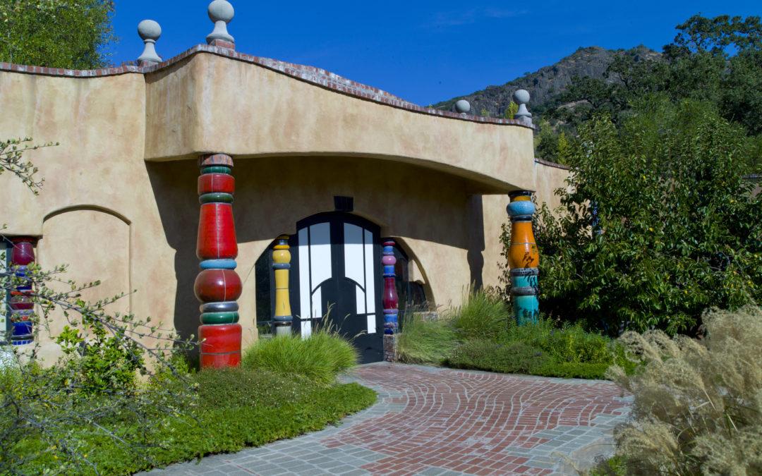 Quixote Winery, Napa Valley, California