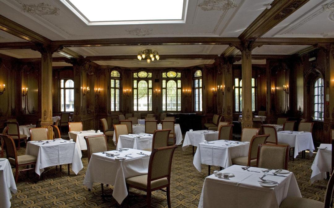 Visiting the UK: White Swan Hotel, Alnwick