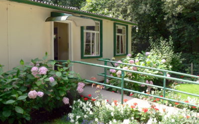 St Fagans National History Museum, Cardiff: The Prefab