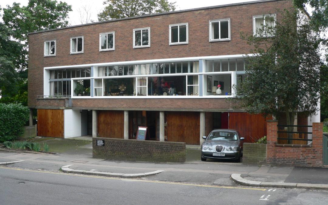 2 Willow Road, London: Ernő Goldfinger