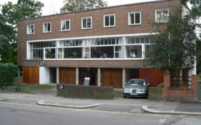 2 Willow Road, London: Ernő Goldfinger