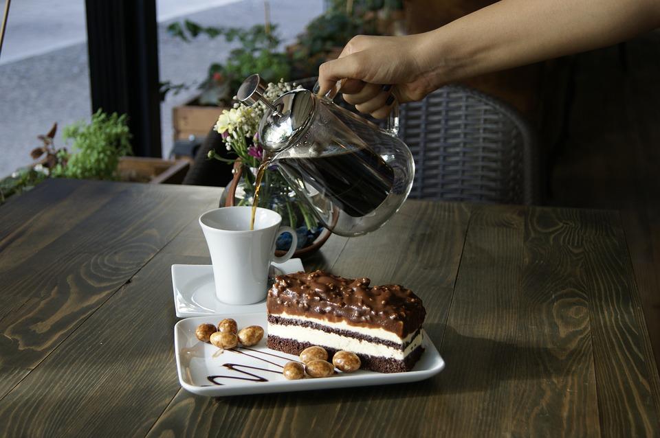Visiting Germany: Kaffee und Kuchen