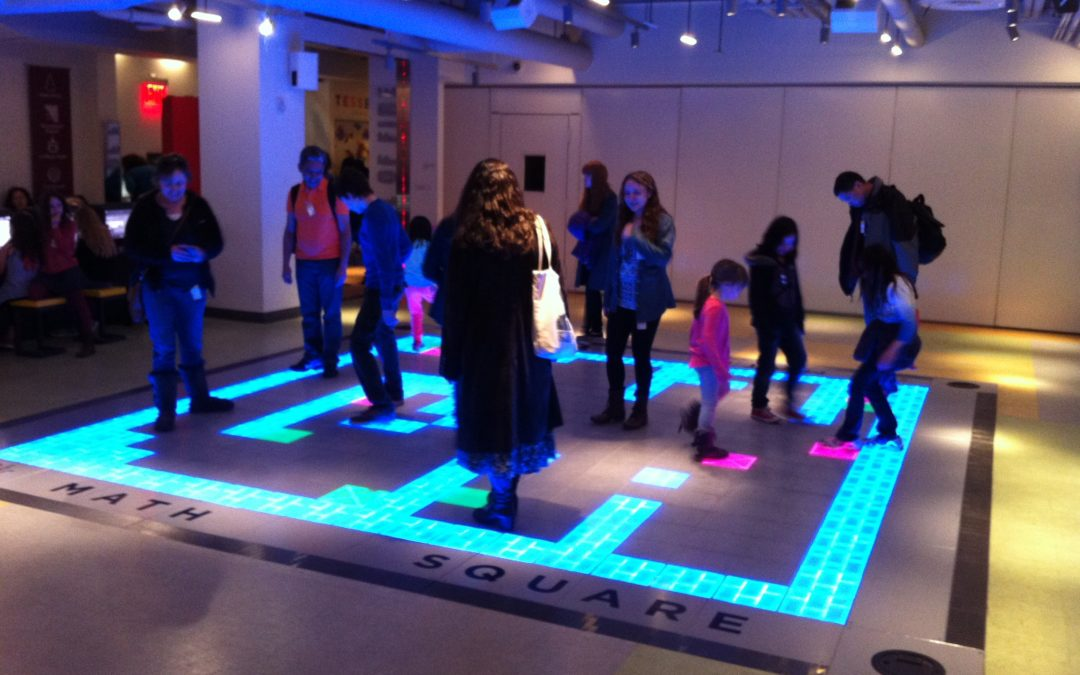 MoMath – in Manhattan