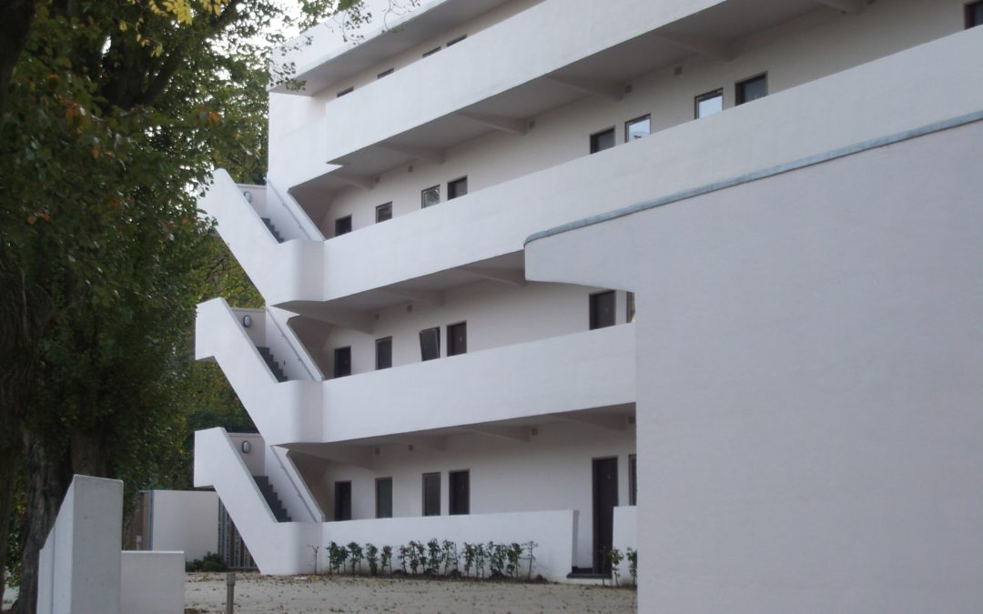 Isokon, Lawn Road Flats: London