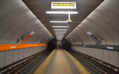 Scotland: Explore the Glasgow Underground