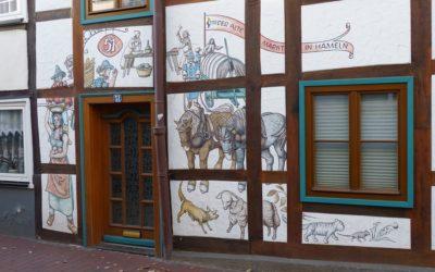 Visiting Germany: Hamelin