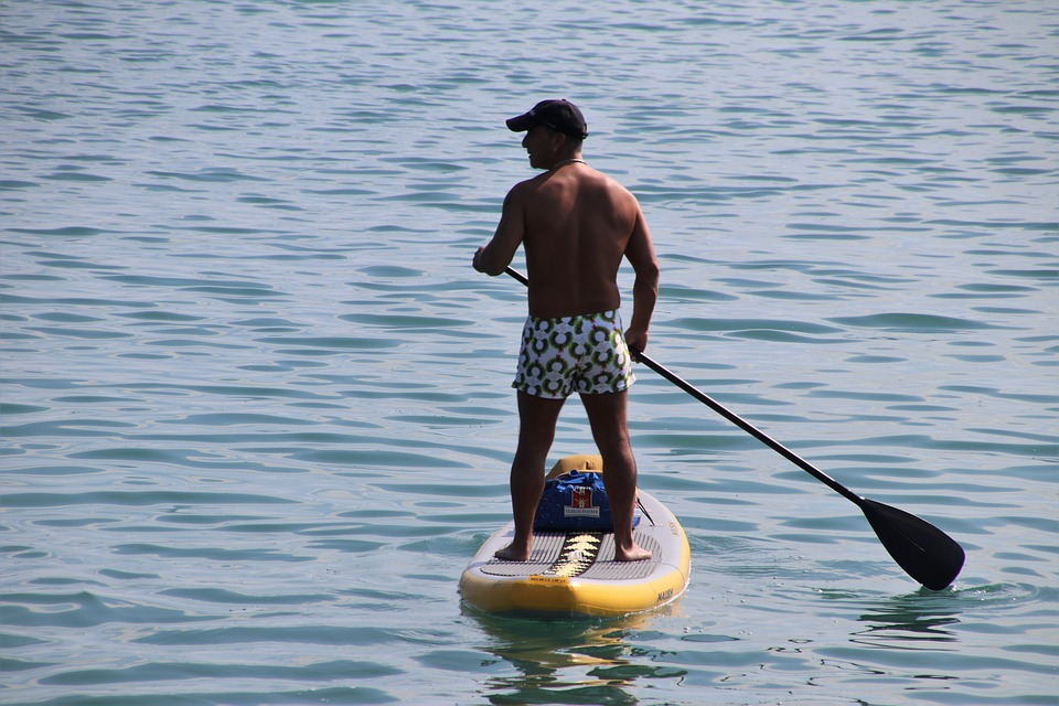 SUP PuP Paddleboard in Fort Lauderdale