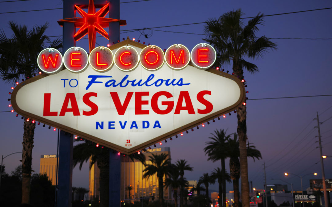 Welcome To Las Vegas: The Sign