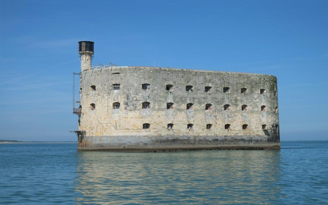 Fort Boyard, France