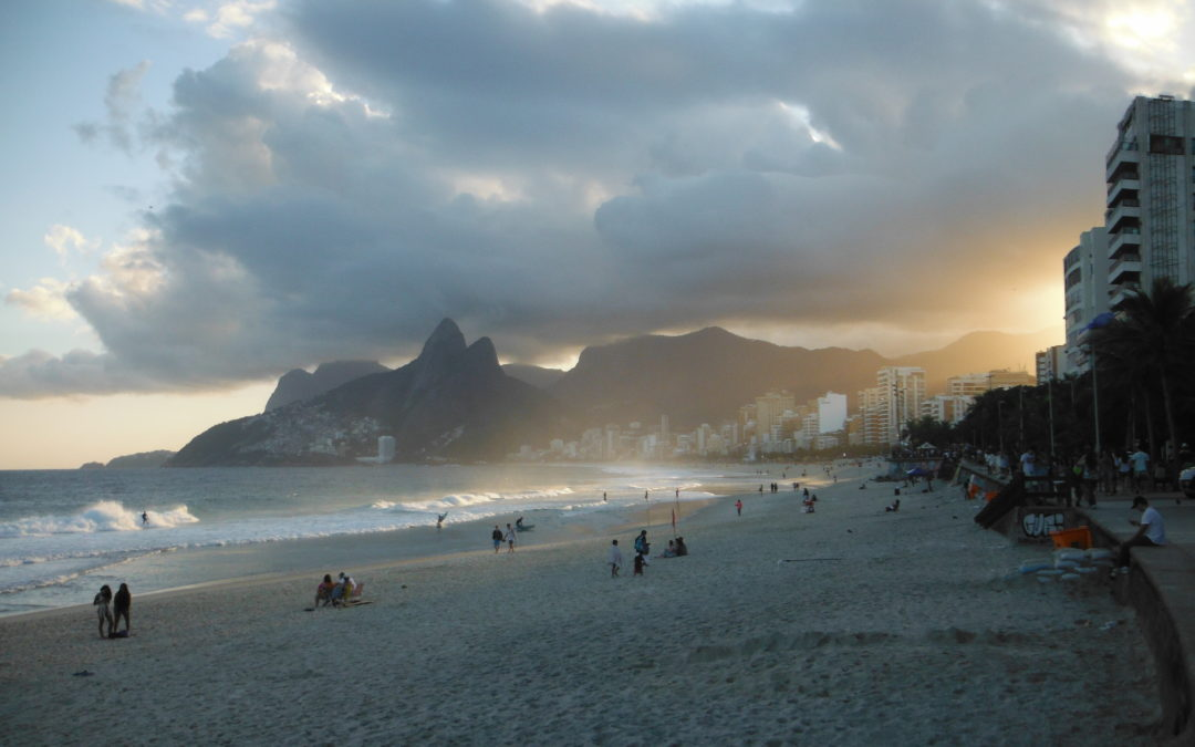 Where Is Ipanema?