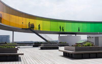 ARoS Aarhus Kunstmuseum, Denmark