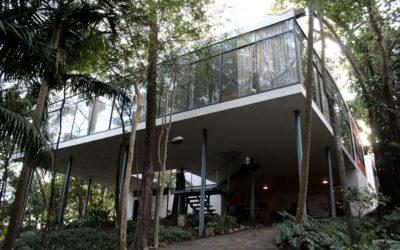 Casa de Vidro, Sao Paulo, Brazil