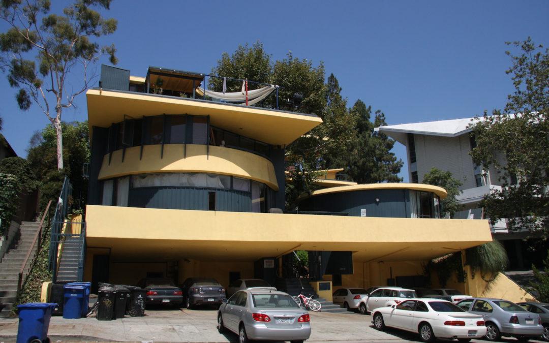 Sheats Apartments, Los Angeles