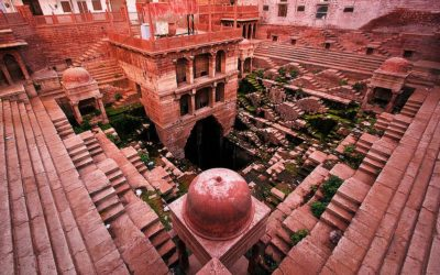 Visiting India: What is a Stepwell?