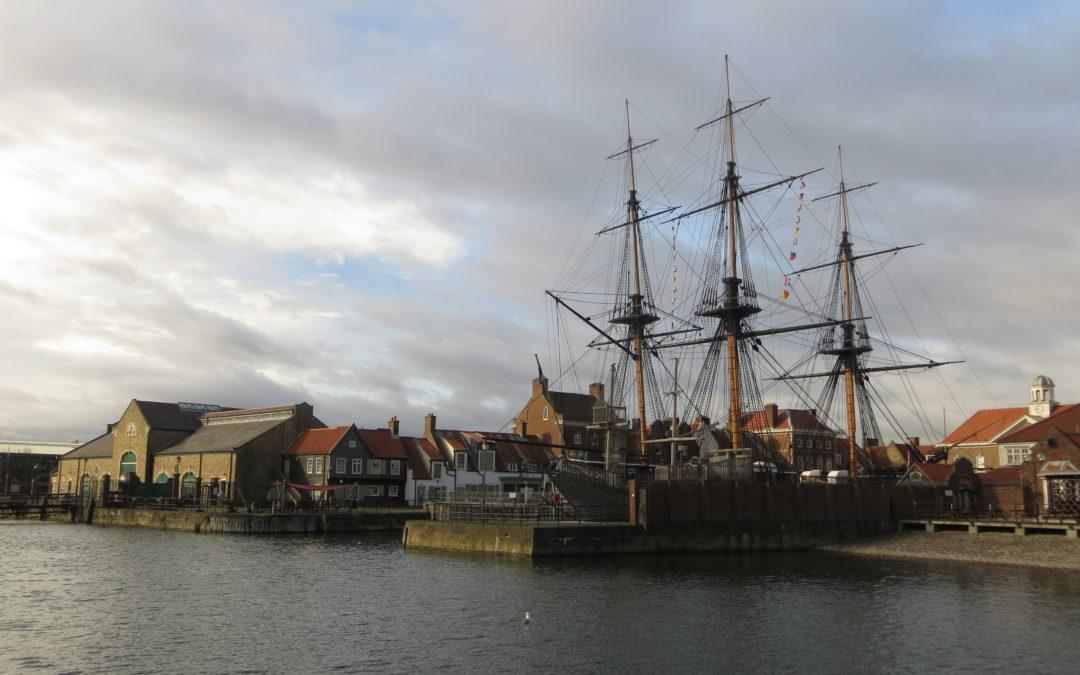 HMS Trincomalee, Hartlepool