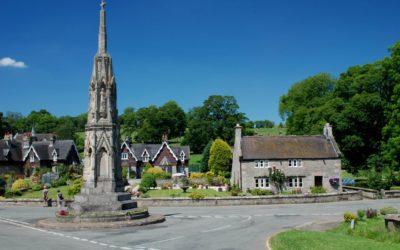Visiting the UK: Eleanor Crosses