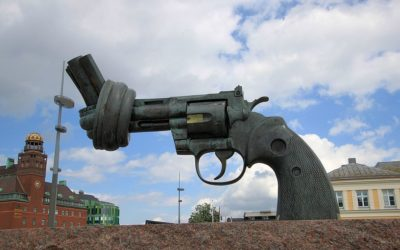 The Knotted Gun, Malmö, Sweden