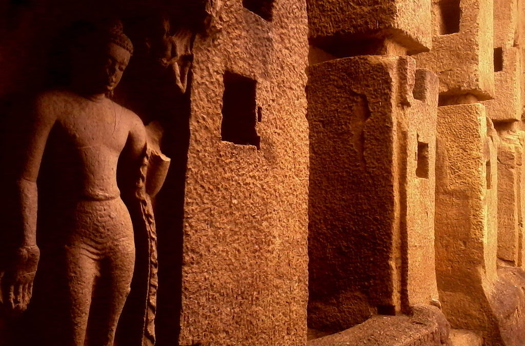 Visiting India: Kanheri Caves