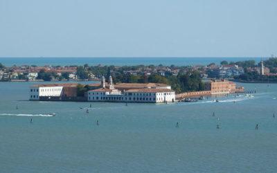 San Servolo in the Venetian Lagoon