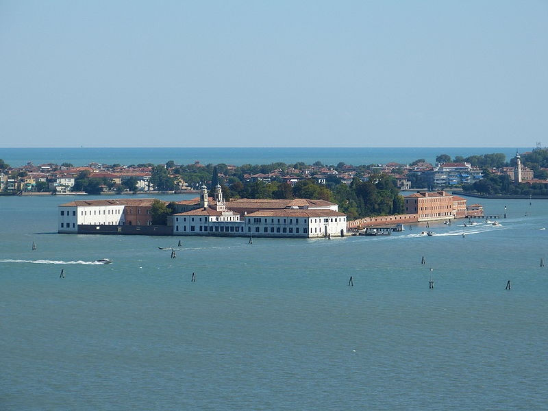 San Servolo in the Venetian Lagoon