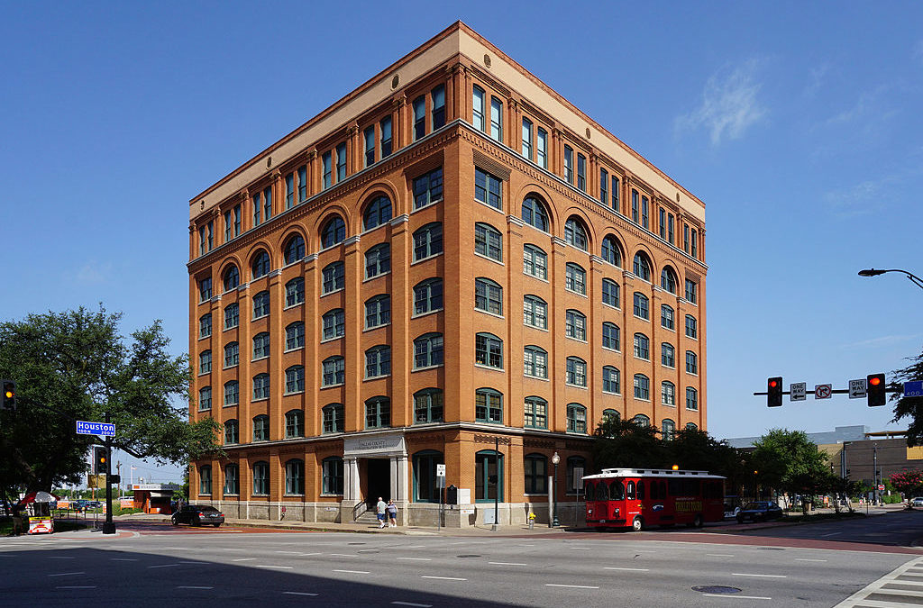 Texas School Book Depository, Dallas