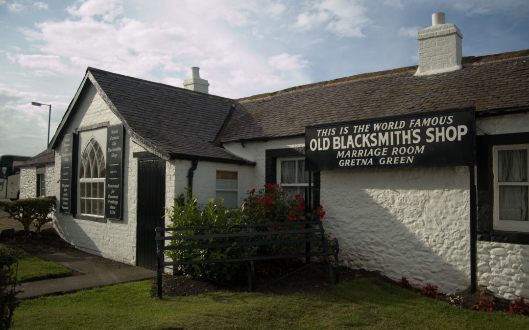 Visiting Scotland: Gretna Green