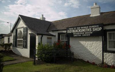 Visiting Scotland: Gretna Green