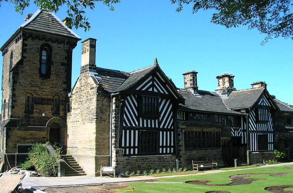 Yorkshire: Ann Lister's Shibden Hall