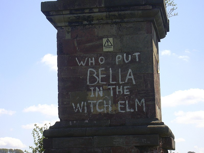 Hagley: Who Put Bella in the Wych Elm?