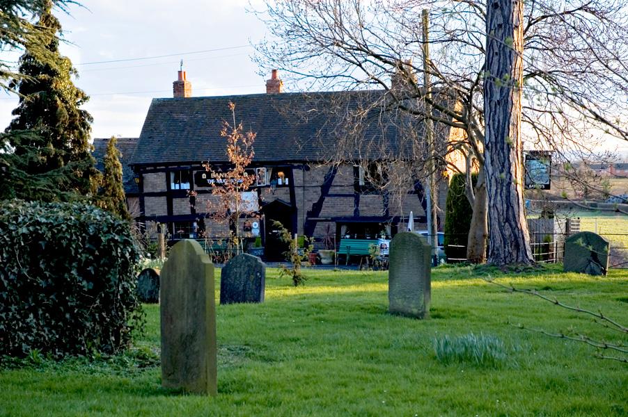 The Mug House, Claines, Worcestershire