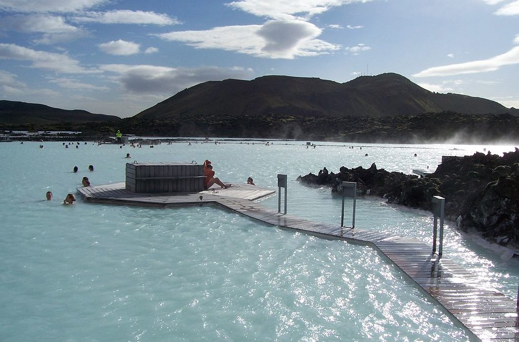 Visiting Iceland: The Blue Lagoon