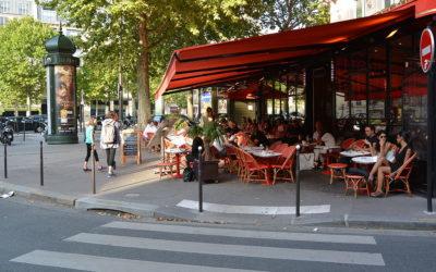 Paris: Morris Columns