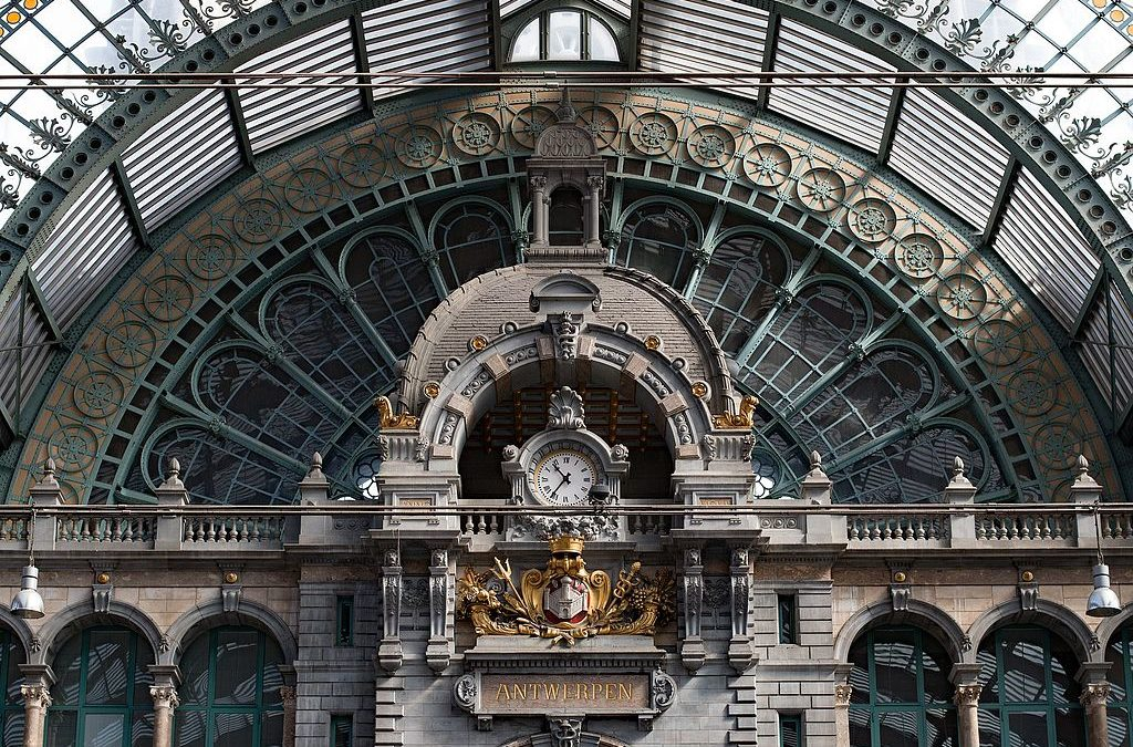 Antwerp Railway Station